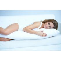 Travesseiro Gigante De Corpo Body Pillow Acompanha 1 Fronha