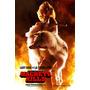 Poster Do Filme Machete Kills - 2013 - Com Lady Gaga