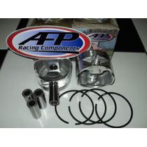 Kit Pistão Afp +aneis+pinos Forjado 1.8/1.9/2.0 Motor Vw Ap