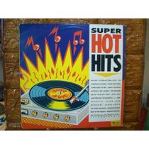 Vinil Lp Super Hot Hits - U2.j.jackson,b.jovi,elton J.,tears