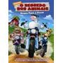 Dvd Original Do Filme O Segredo Dos Animais