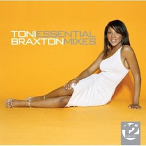 Toni Braxton Essential Mixes [import] Cd Novo Lacrado