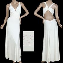 Oferta Maravilhoso Vestido Branco Importado Pronta Entrega