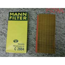 Filtro Ar Mann C2664 Fiat: Tipo 1.6l Ie ( 7 712 505 )