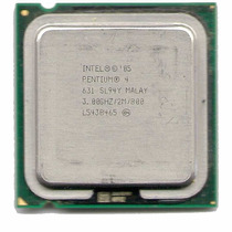 Intel P4 3.0ghz 630 Ht 2m 800 775
