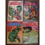 O Incrível Hulk Nºs 33 Ao 91 Ed. Abril Formatinho