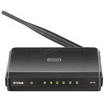 Roteador D-link Dir-600 Br Wireless 150 Mbps