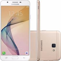 Celular Samsung Galaxy J7 Prime Dourado Tela 5.5''  32gb