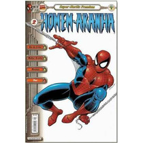 Homen-aranha Nº 2 - Super-herois Premium - Heroishq