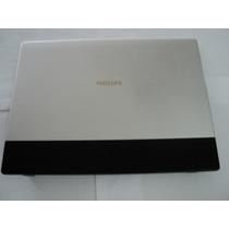 Carcaça Da Tampa Da Lcd Notebook Philips 13nb 8504