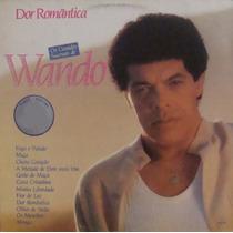 Wando Lp Grandes Sucessos : Dor Romântica 1989