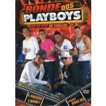 Dvd Bonde Dos Playboys Ao Vivo No Canecão S P | Frete Grátis