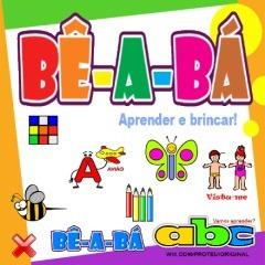 Cd Infantil Educativo Interativo - Vamos Aprender O Bê-a-bá?