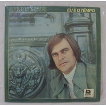 Lp Adilson Ramos - Eu E O Tempo - Beverly - 1977