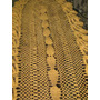 Toalha Caminho De Mesa Em Croche 1,30 Cm X 45cm