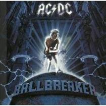 Cd Ac/dc Ballbreaker Digipack Heavy Metal Rock N Roll