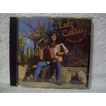 Cd Luiz Caldas- Forró De Cabo A Rabo