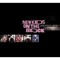 New Kids On The Block Greatest Hits [import] Cd Novo Lacrado