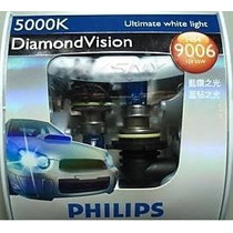 Lampada Diamond Vision Phillips 9006/hb4 5000k
