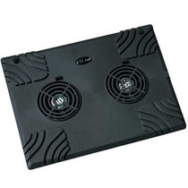Suporte Base Cooler Notebook Noteship Usb 2 Ventiladores