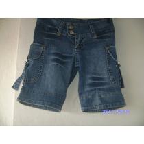 St007 - Short Jeans Manequim 36
