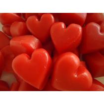 Sabonete Artesanal De Coração 10gr