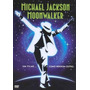 Dvd * Michael Jackson - Moonwalker * Novo Lacrado