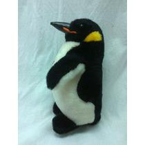 Boneco Pelúcia Pinguim 1936 Coleção