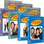 Dvds Seinfeld. Série Completa. Todas As 9 Teporadas.