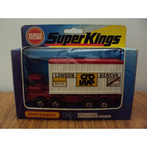 Matchbox Super Kings Scammel Container Truck K-24
