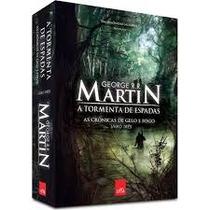 A Tormenta De Espadas Livro De G Martin Crônicas Gelo E Fogo