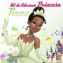 Adesivo Parede Decorativo Infantil Princesa Tiana Rln123