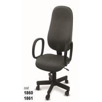 Cadeira Presidente Com Braço - 1860