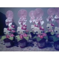 Kit 10 Lembrancinhas Hello Kitty Aniversário / Nascimento