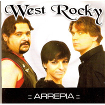 Cd West Rocky - Arrepia - Novo***