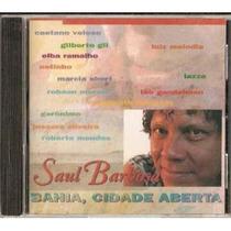Cd - Saul Barbosa - Bahia, Cidade Aberta - Frete Gratis