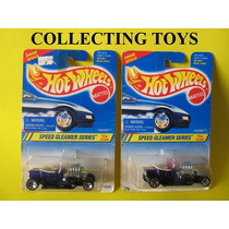 Hot Wheels - T Bucket - Speed Glemer Series 1994 (jl 36)