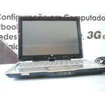 Tela 12 Polegadas Lcd Para Hp Pavillion Tx1000/2000