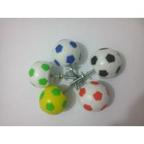 Puxador De Gaveta Bola Futebol