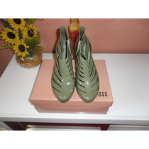 Melissa Believing Sp Ad Verde Num. 37 R$ 90,00
