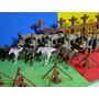 101 Itens Caravana Diligencia Indio Cowboy Cavalo Faroeste