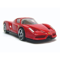 Hot Wheels Enzo Ferrari T-hunt Banco Preto 129/2007 Lacrada