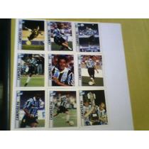 Figurinhas Brasileiro 1997 Grêmio Campeão 96 Tops