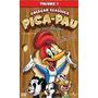 Dvd - Coleção Clássica Pica Pau E Seus Amigos Vol 3