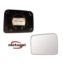 Lente Retrovisor Metagal D20 Tds - Fiorino 97/10 - Metagal