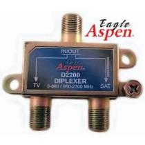 Misturador Diplexer 950-2300 Mhz Novo Pronta Entrega