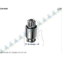 Impulsor Bendix Motor Partida Scania Pr 124/360 Dsc - Zen