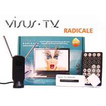 Visus Radicale Receptor Tv Digital Fullhd P/ Notebook E Pc