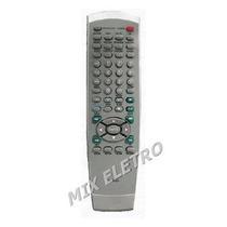 Controle Remoto Para Dvd Player Philco Dvp-2500