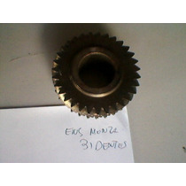 Engrenagem Da Caixa Marcha Monza 83/ 31 Dentes Gm